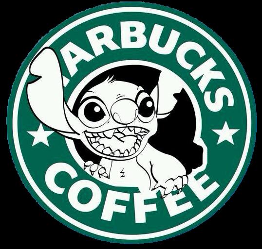 stitch starbucks png c...