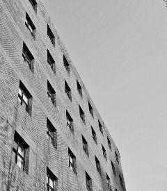 blackandwhite freetoedit photography winter architecture