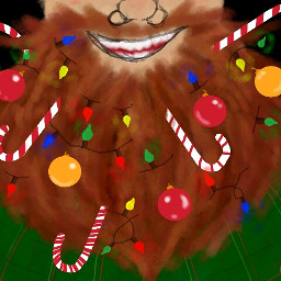 spiritofchristmas drawing wdpbeard
