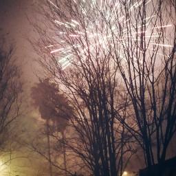 dpcmynewyear newyear2017 fireworks colorful nature