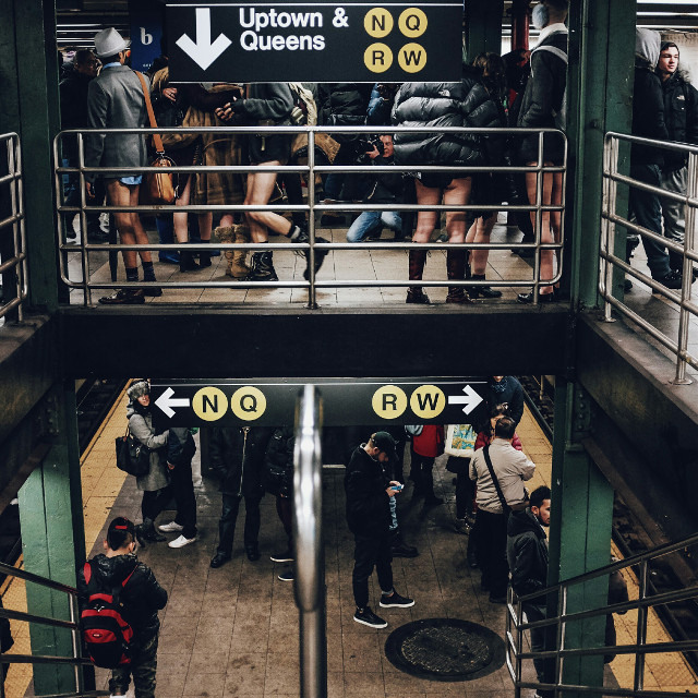 #grittystreet #nopantssubwayride #nyc #nopants #subway  #urban  #urbanexploration  #city #manhattan  #newyork #colorful  #people #fuji #unionsquare #streetphotography
