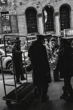 grittystreet streetphotography blackandwhite newyork nyc