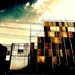 art demolition workinprogress neighborhood route254