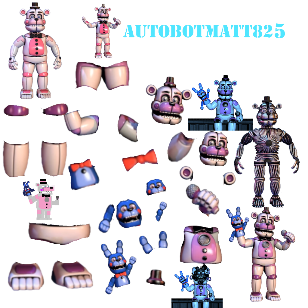 funtime freddy resource pack fnaf rescources funtimefre