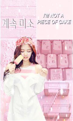 freetoedit art aesthetic kpop jennie