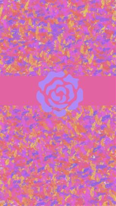 wallpaper pink purple fleur art freetoedit