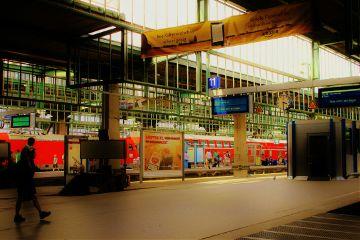 station train advertising windows symmetry freetoedit