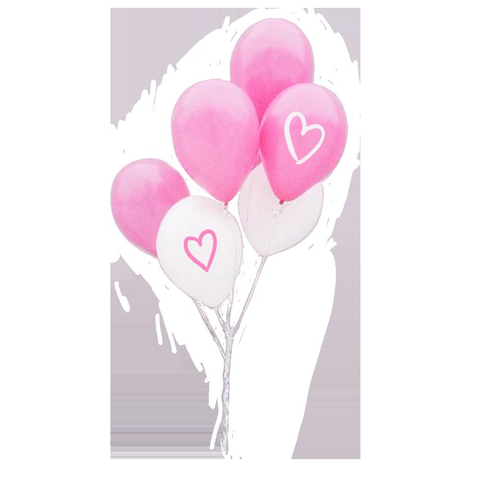 balloon tumblr roxo new cute kawaii popart... for Cute Stickers Tumblr Hd  45ifm