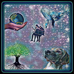 freetoedit roundandround dailyremixitchallenge remixit dog