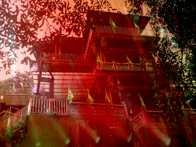 palaces colorful edited taiwanart taiwan freetoedit