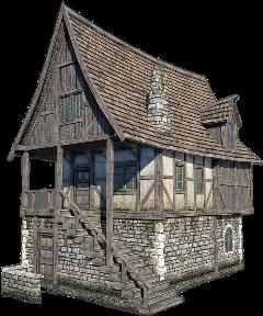 oldhouse brickbuilding house old freetoedit
