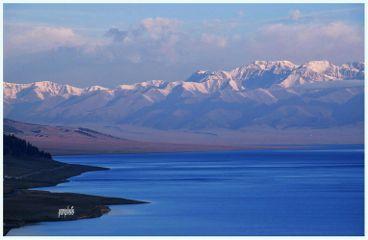 snowmountain nature lake photography landscape