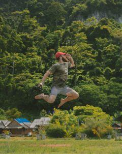 freetoedit jump lifestyle nature